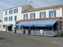 """Hôtel restaurant """"La Chaudrée"""" - La Brée les Bains"""
