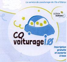 Covoiturage - Ile d'Oléron
