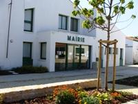 Mairie de La Brée les Bains