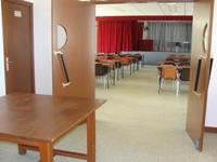 Salle polyvalente de La Brée les Bains
