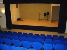 L'auditorium de La Brée les Bains